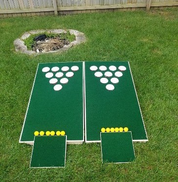 Beer Pong / Golf