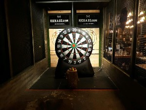 6ft Inflatable Dart Board