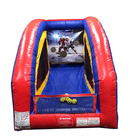 Hockey Inflatable Game